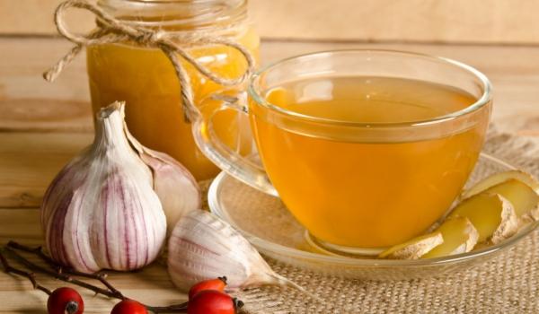 Beneficios del té de ajo con canela