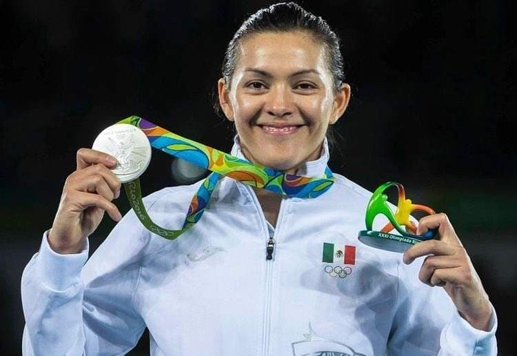 Youtuber retó a María Espinoza a un combate de Taekwondo y esto pasó